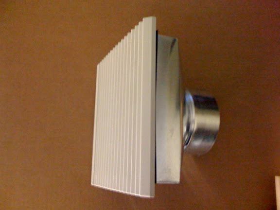 solar air heater wall vent