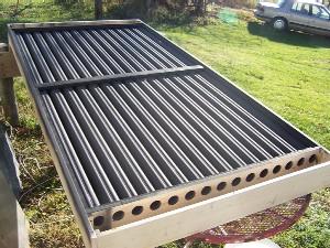 Do It Yourself Solar Air Heater