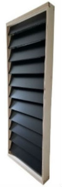 Solar Window Heater Shutters (pair)
