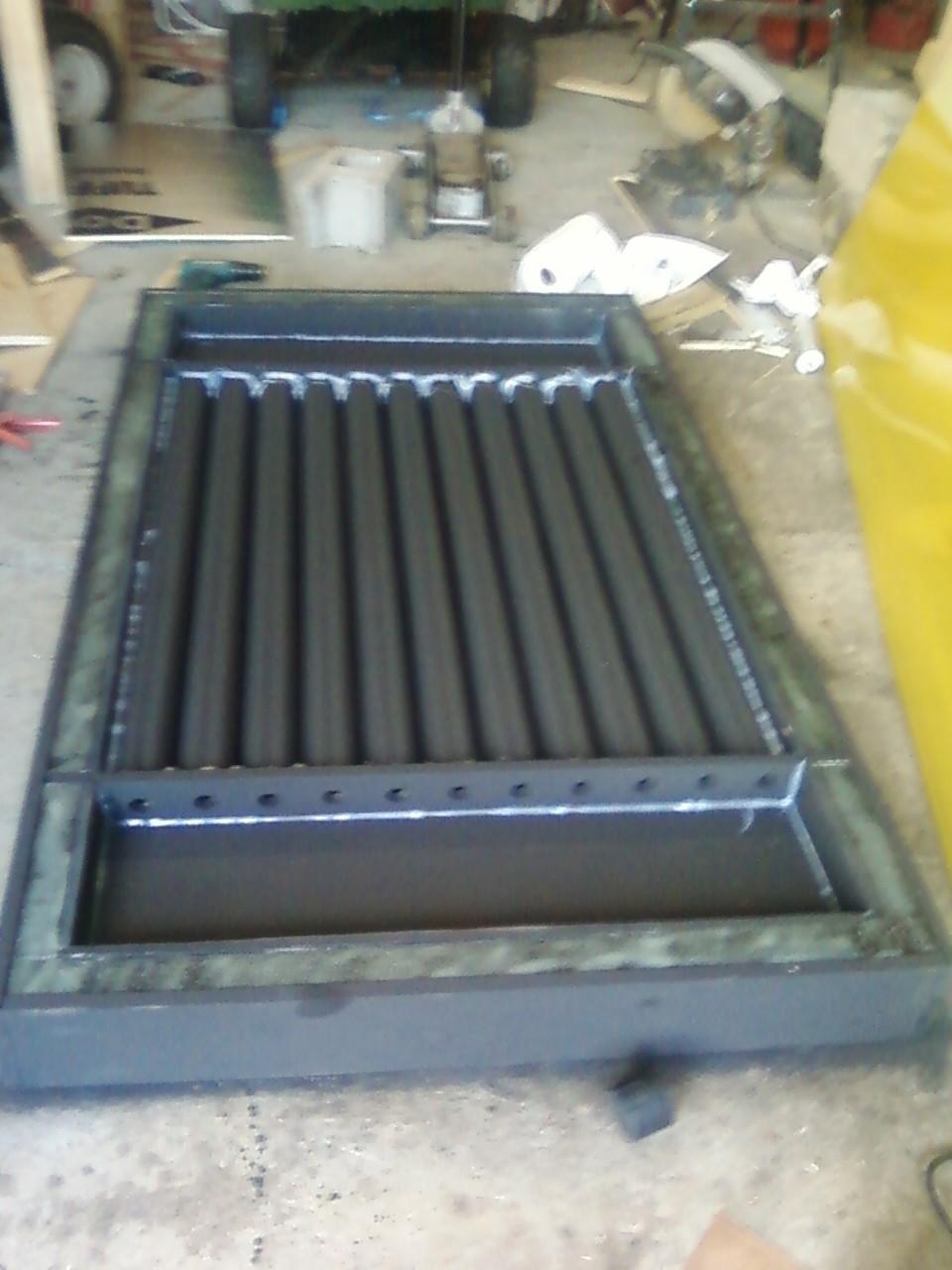 Solar Windowheater